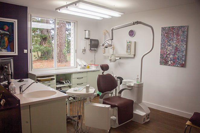 salle de soin biewer cabinet dentaire du pays blanc