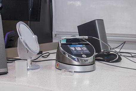 Laser diode hygiène et prévention dents - Cabinet Dentaire du Pays Blanc - Saint Molf guérande